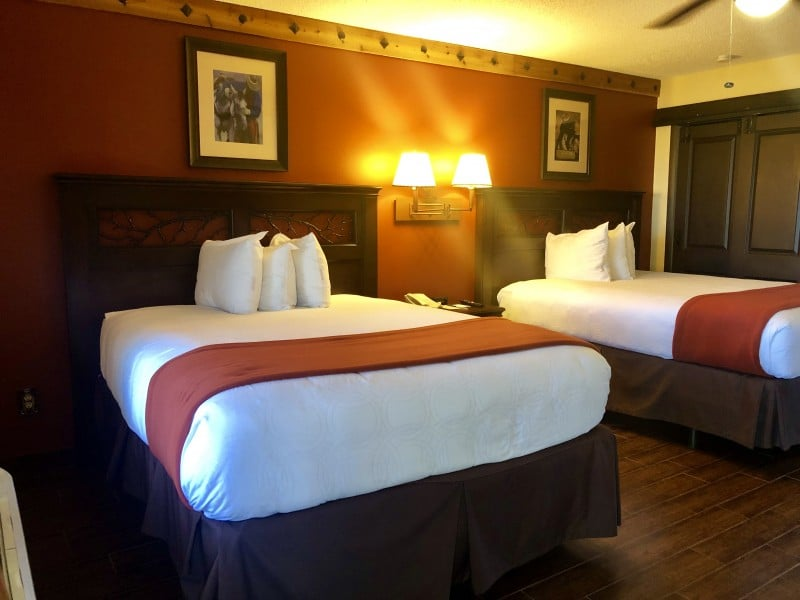 westgate river ranch deluxe room