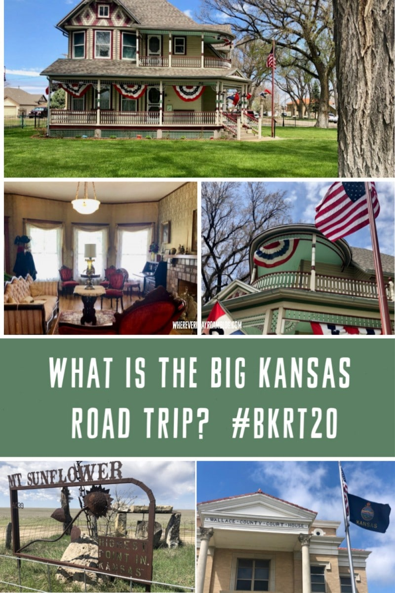big kansas road trip questions