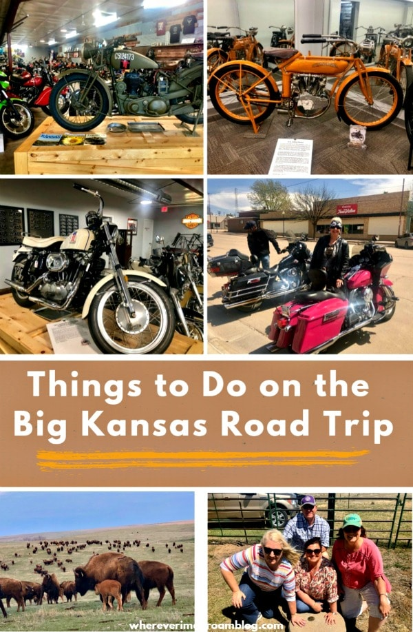 what is the big kansas road trip