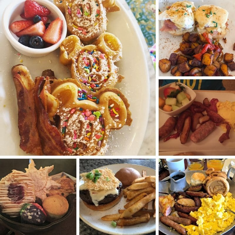 Here are the best restaurants for breakfast at Disney World.