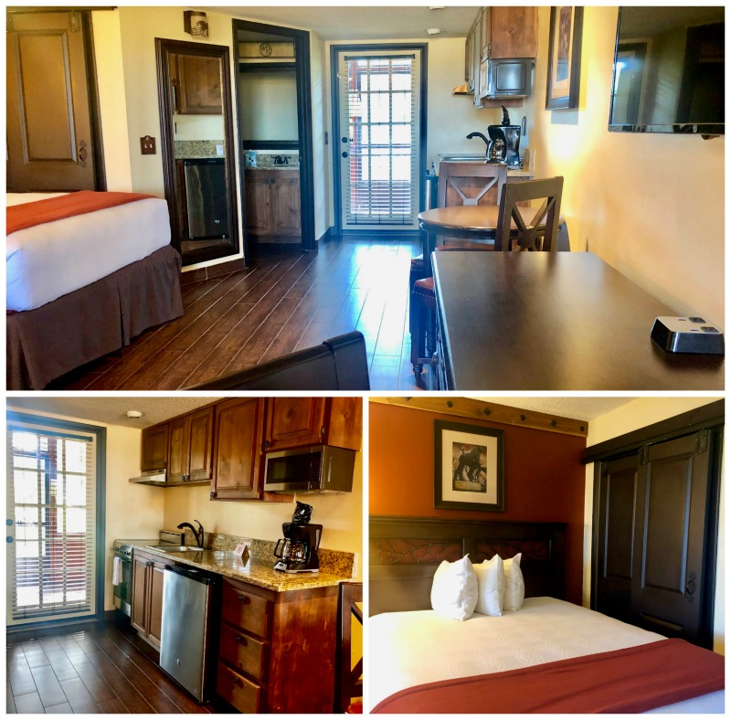 deluxe room at westgate river ranch