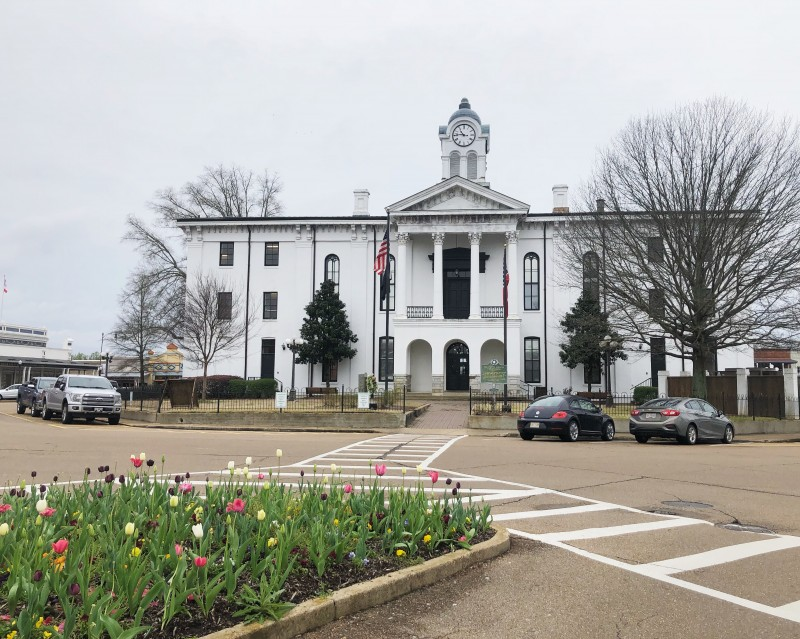 Oxford, Mississippi courthouse