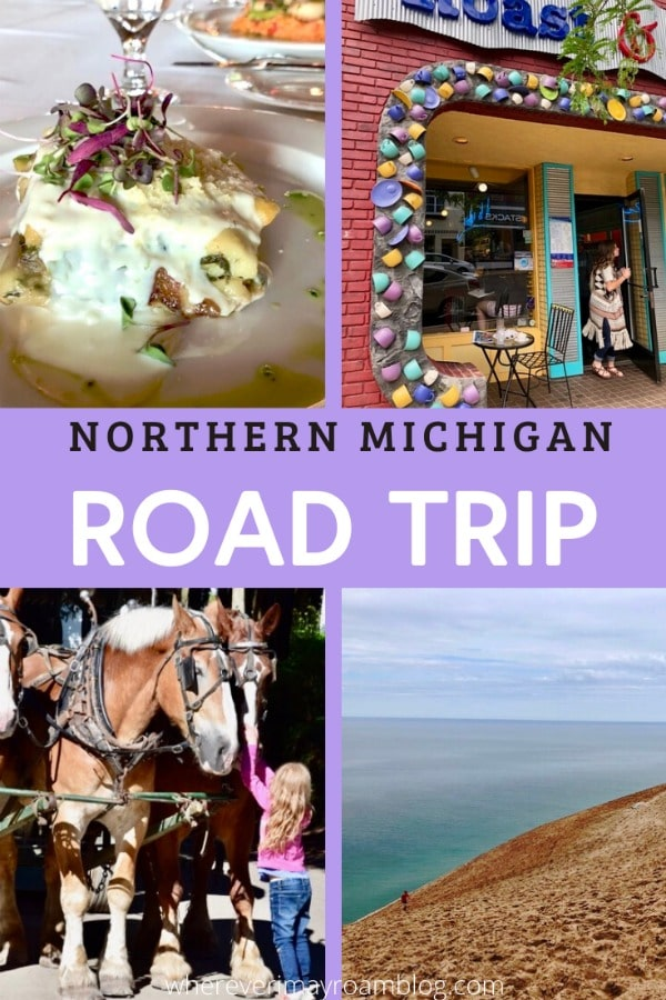 Epic Northern Michigan road trip