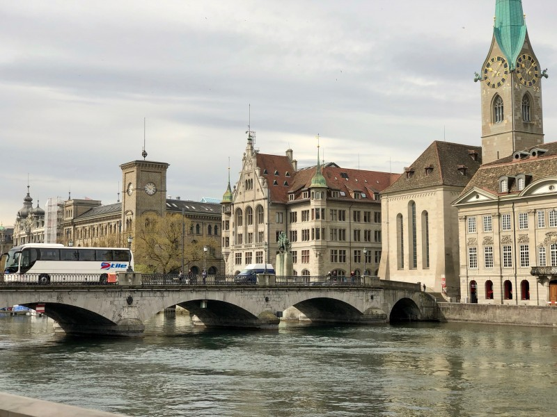 Zurich Switzerland scenery