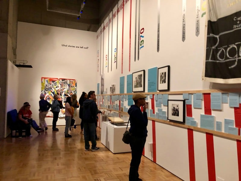 oakland museum of california temporary exhibits