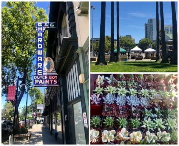 Oakland california walking tour