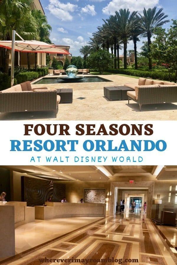 four seasons resort Orlando florida pin