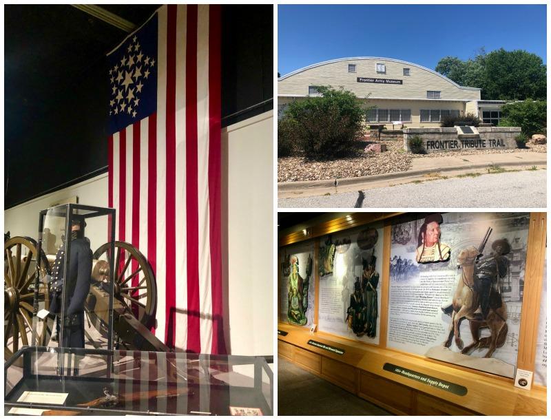 frontier army museum and memorabilia