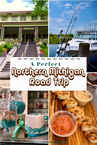 ultimate north michigan road trip