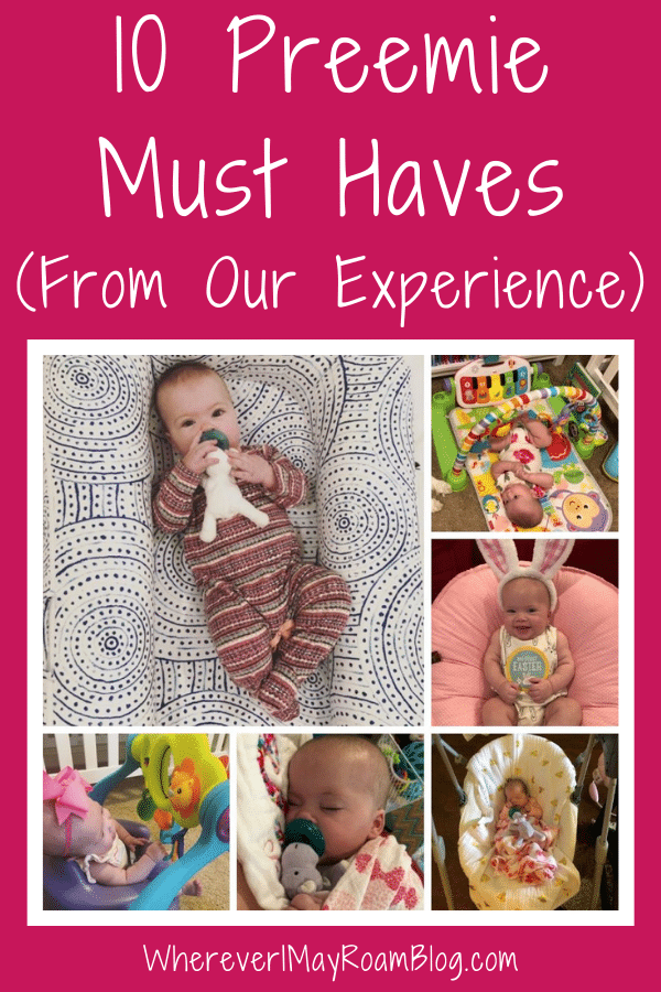 Here are our 10 preemie must haves.