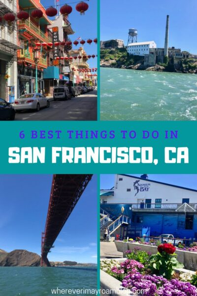 5 things to do in san francisco