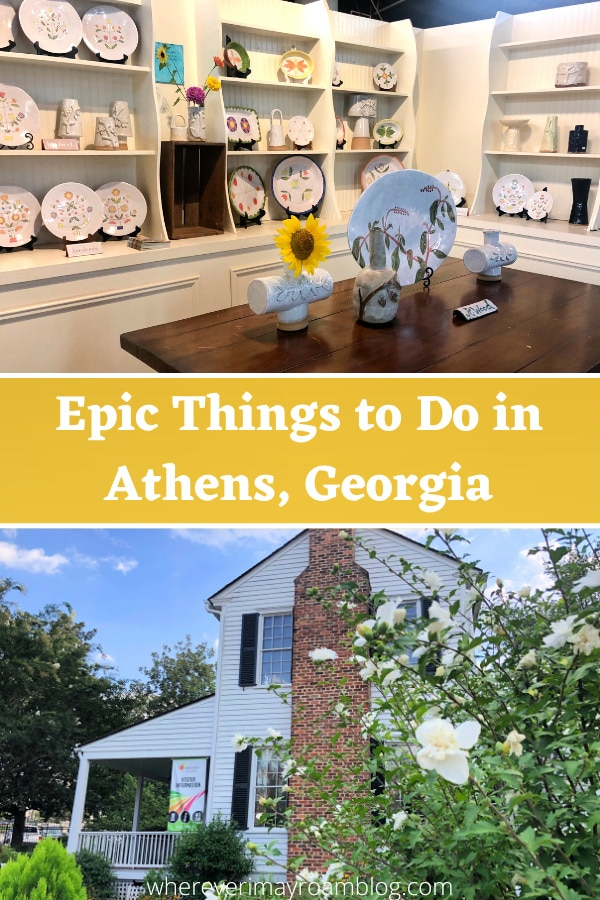 Things to do in Athens, GA