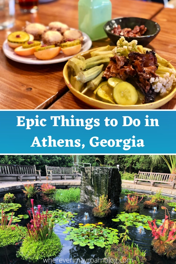 Things to do in Athens, Georgia