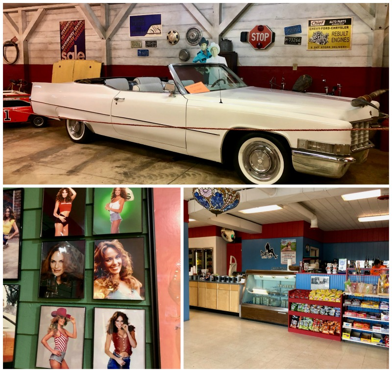 cooters garage cars and memorabilia