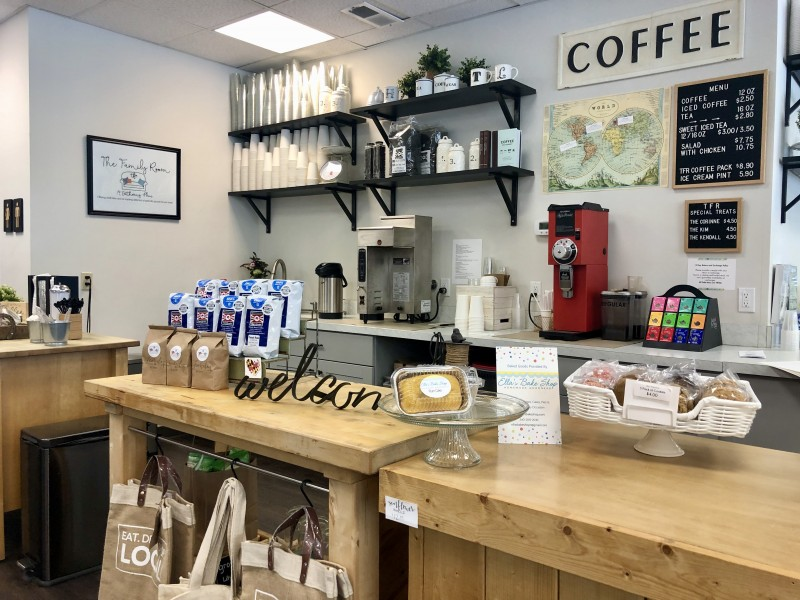 the family room coffee bar laytonsville