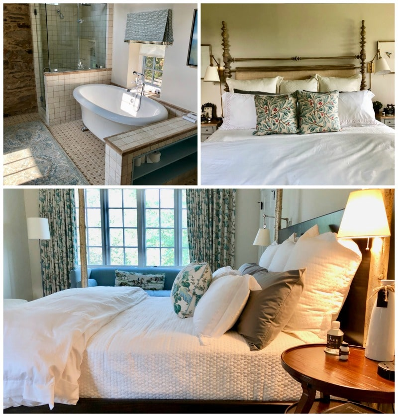 guest room tusculum farm Maryland