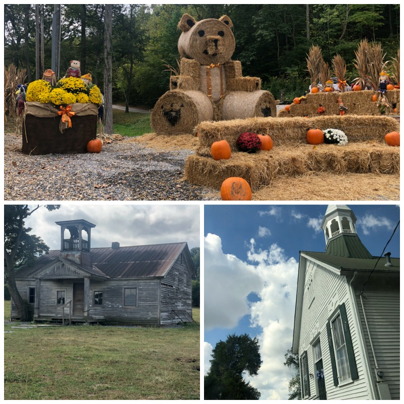 sevierville tn fall driving tour