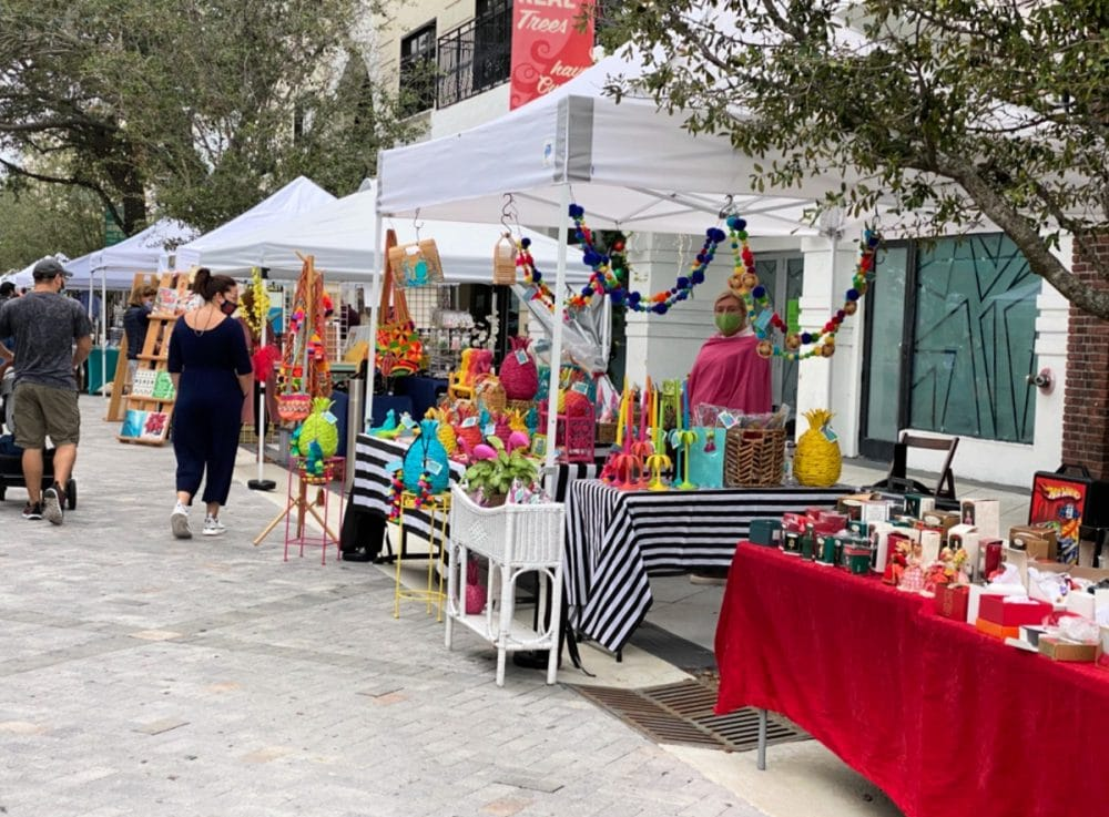 tables and artisans market at west palm beach