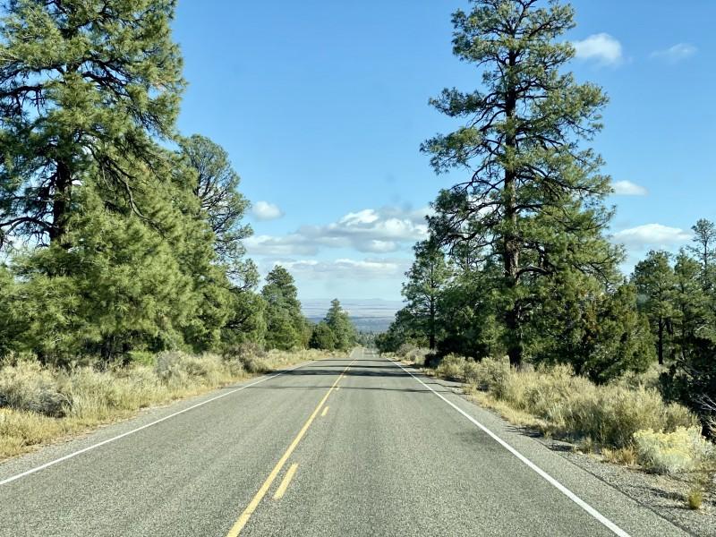 rv trip around north arizona