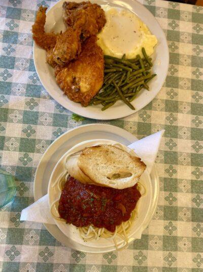 pine country dinners Williams arizona