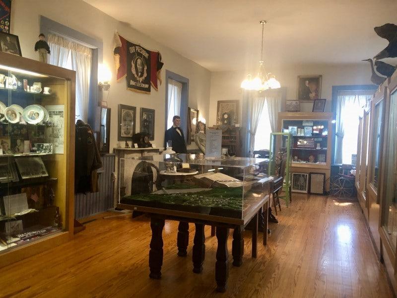 territorial capital museum Lecompton