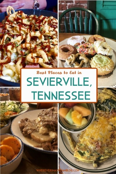 best places to eat in sevierville tn pin