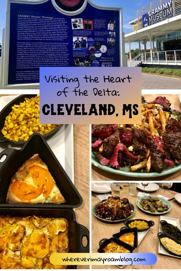 heart of the mississippi delta cleveland pin