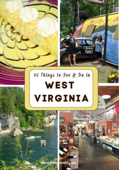things to do in wv