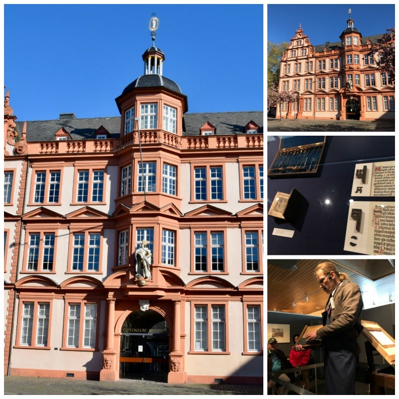 Gutenberg museum mainz Germany