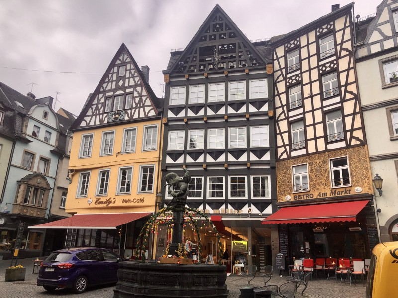 town of Cochem Germany