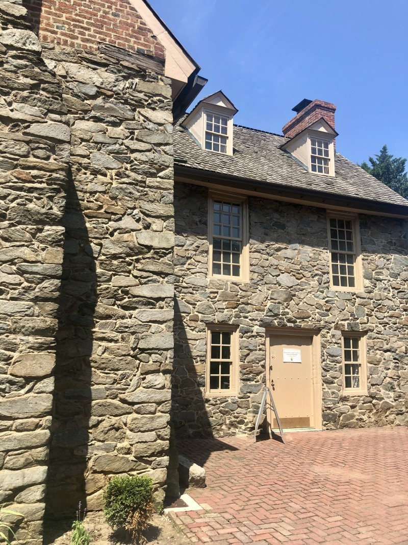 old stone house Georgetown