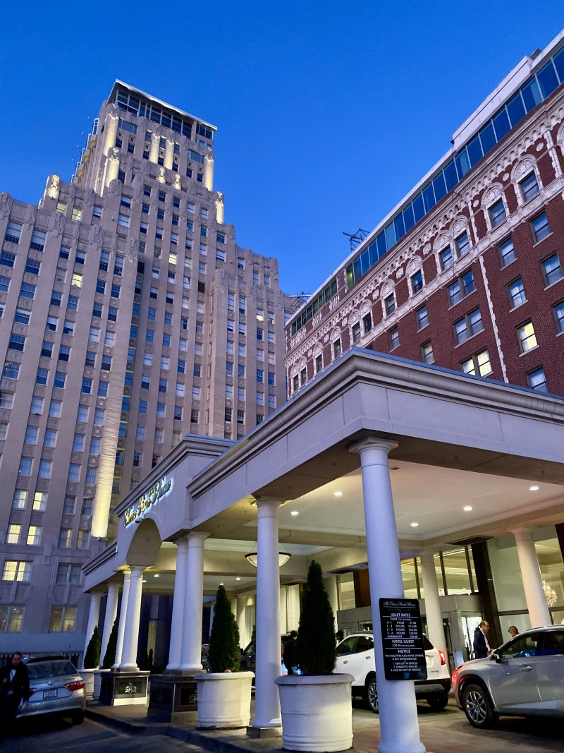 chase park plaza royal Sonesta hotel