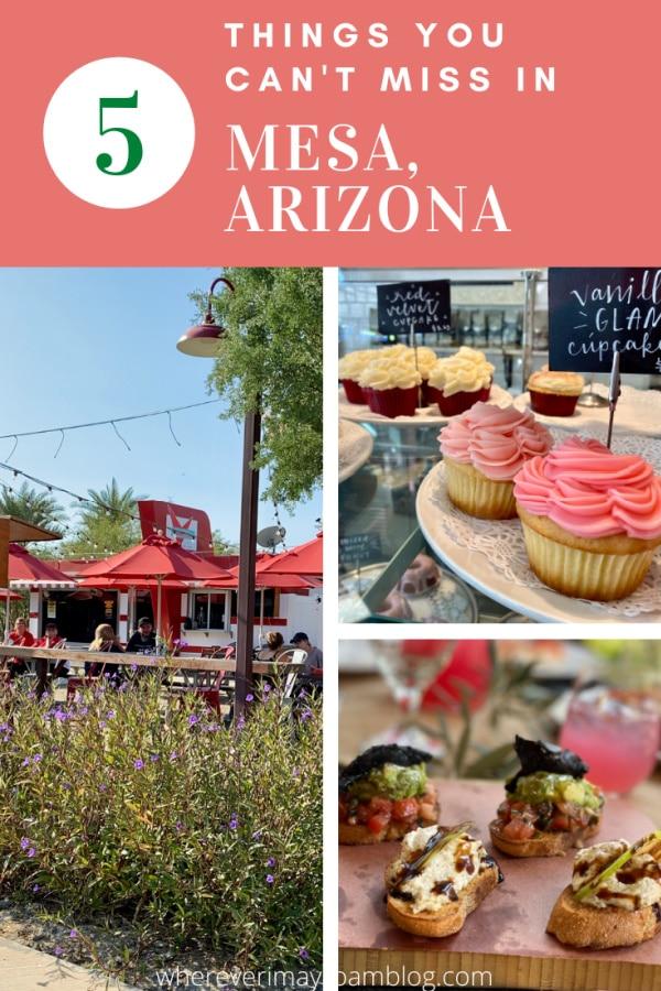 Mesa AZ: 5 things you can't miss