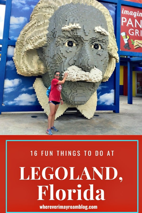 fun things to do at Legoland
