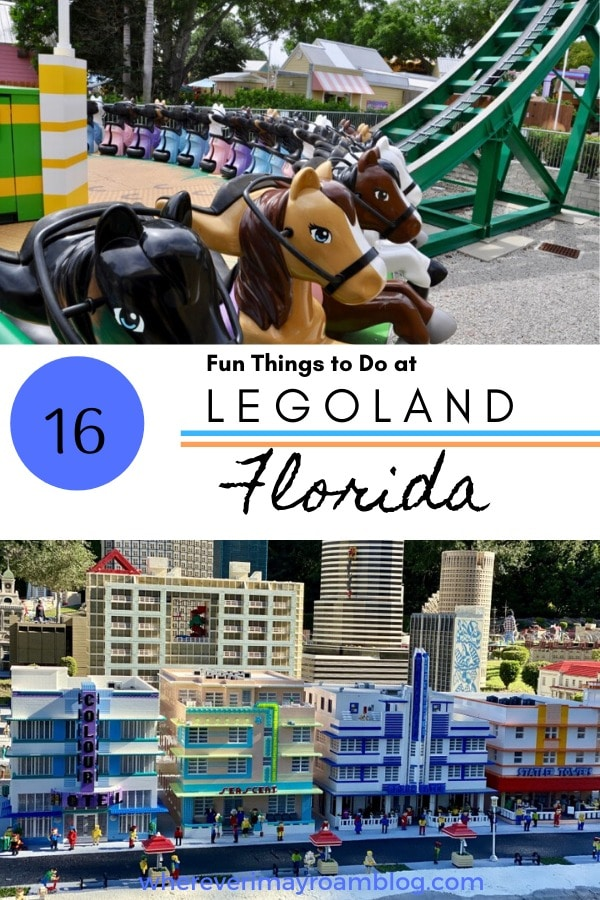 things to do at Legoland fl