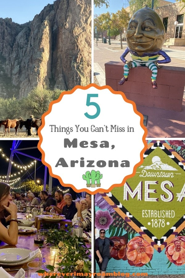 things you can't miss in mesa arizona pin