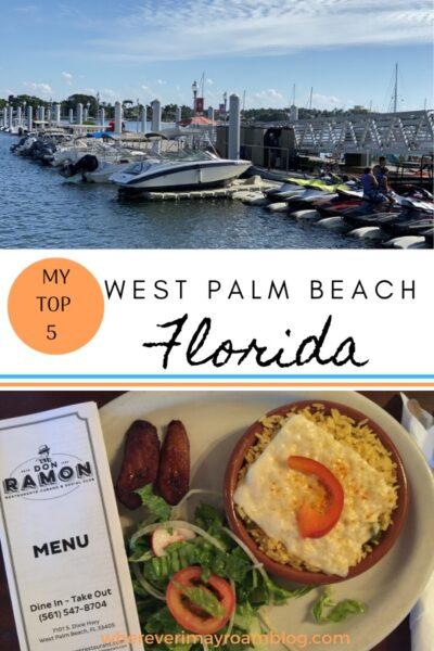 top five west palm beach florida