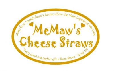 MeMaw's Cheese Straws