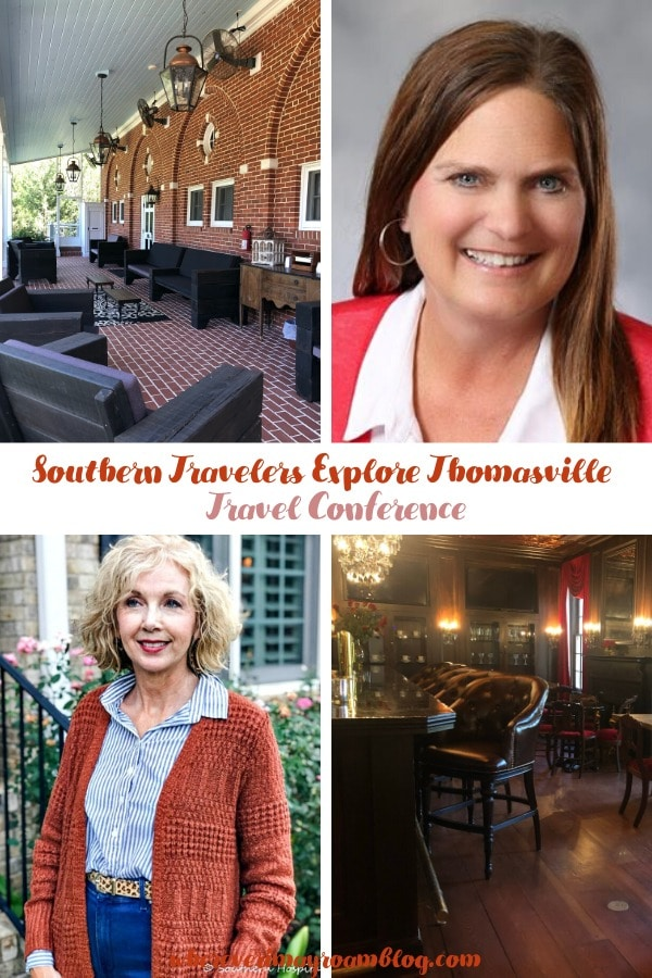 Southern Travelers Explore Thomasville