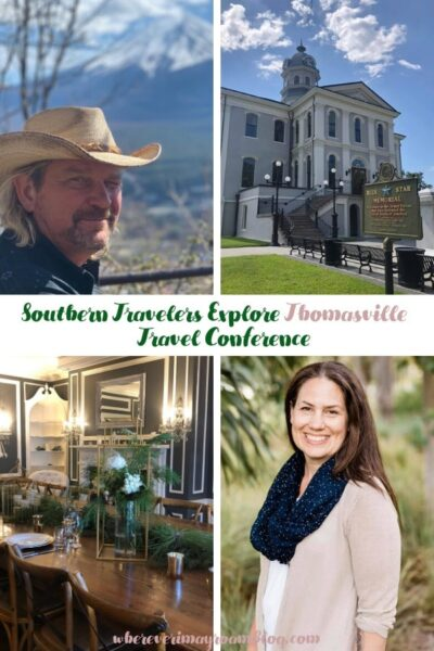 Southern Travelers Explore Thomasville Conference Georgia