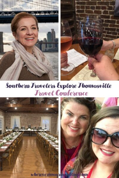 Southern Travelers Explore Thomasville Conference