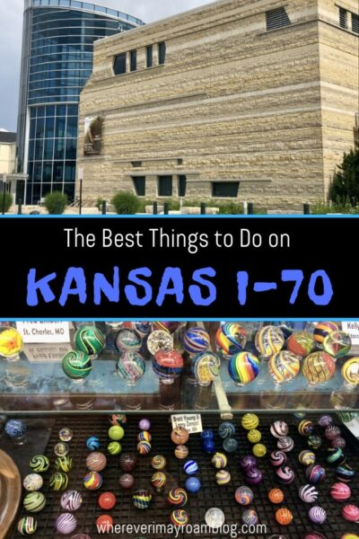 best things to do on kansas i70 pin