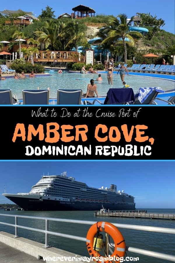 cruise port of Amber Cove_ Dominican Republic
