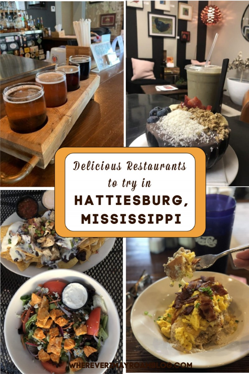 hattiesburg ms restaurants pin