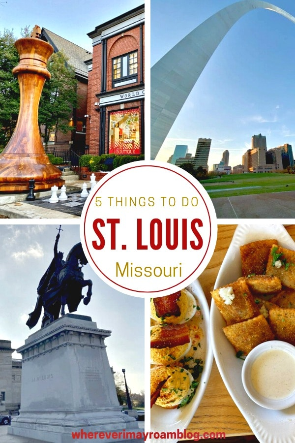 things to do in st Louis pin