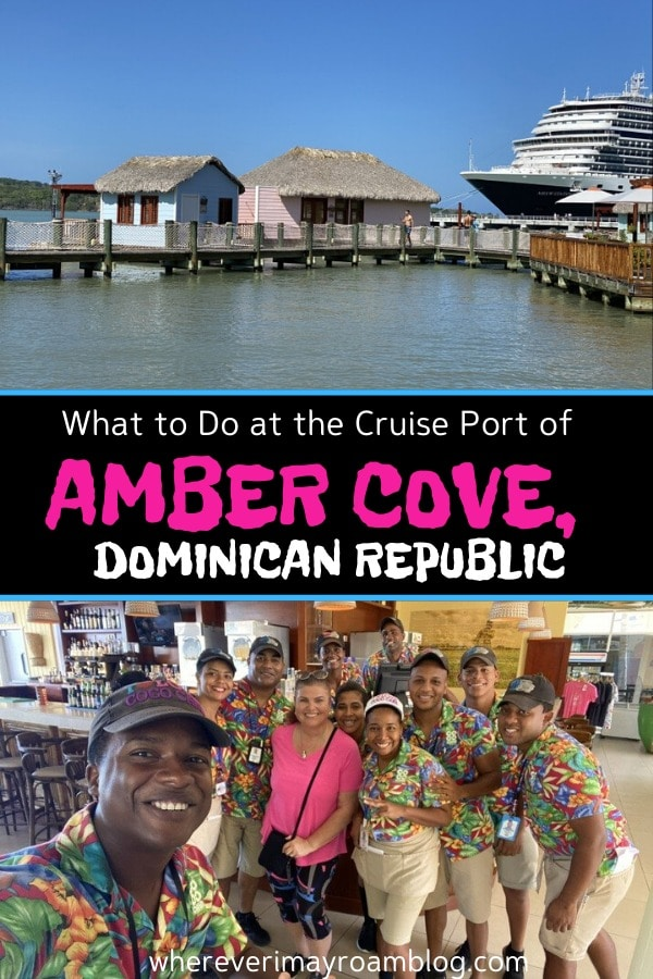 what to do at amber cove cruise port