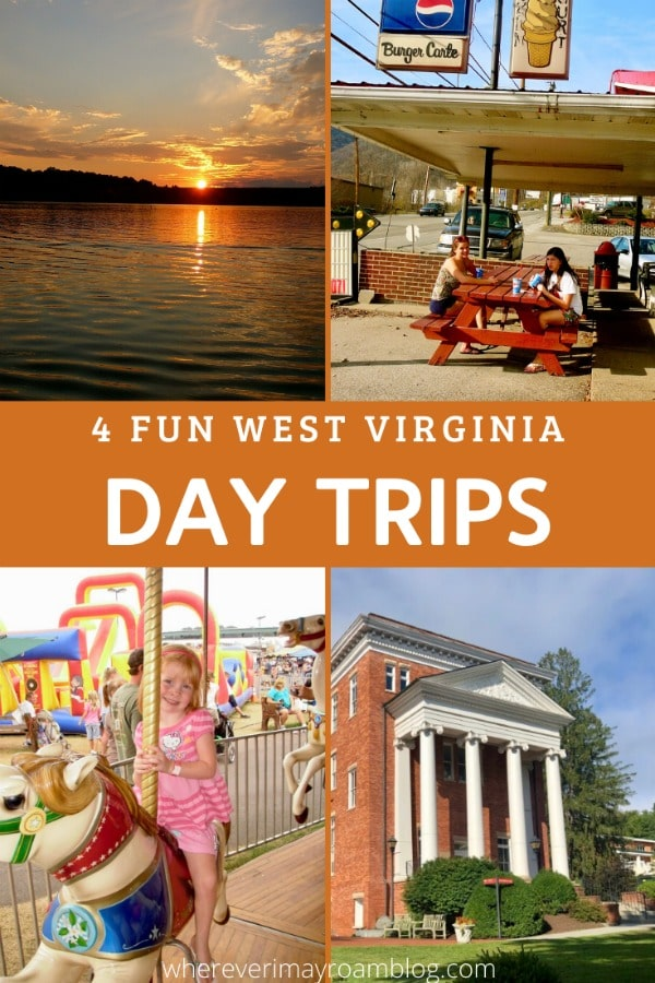 fun West Virginia day trips