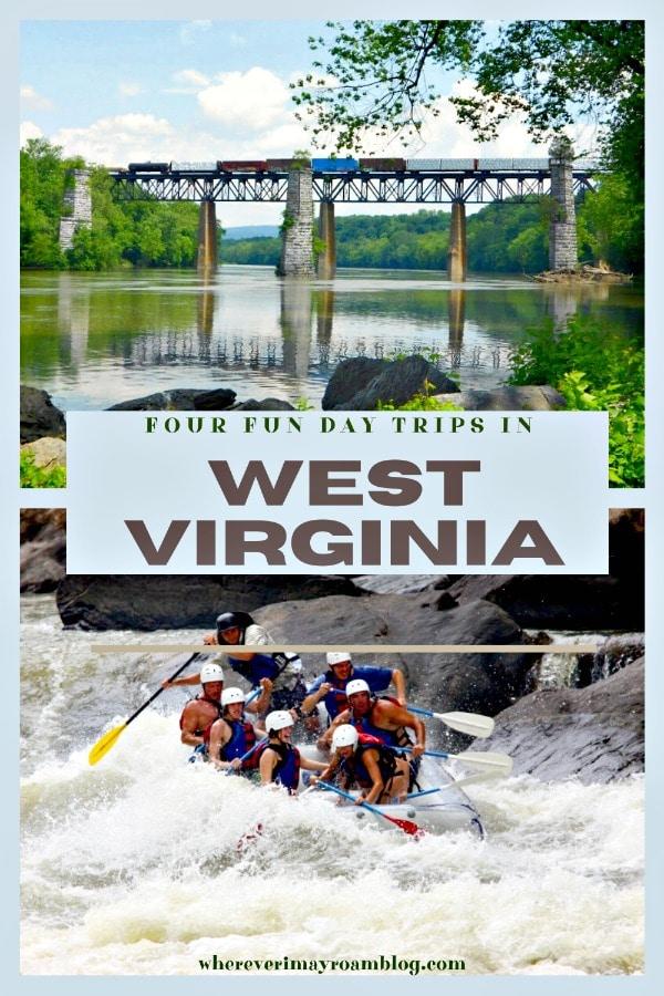 fun day trips around west virginia