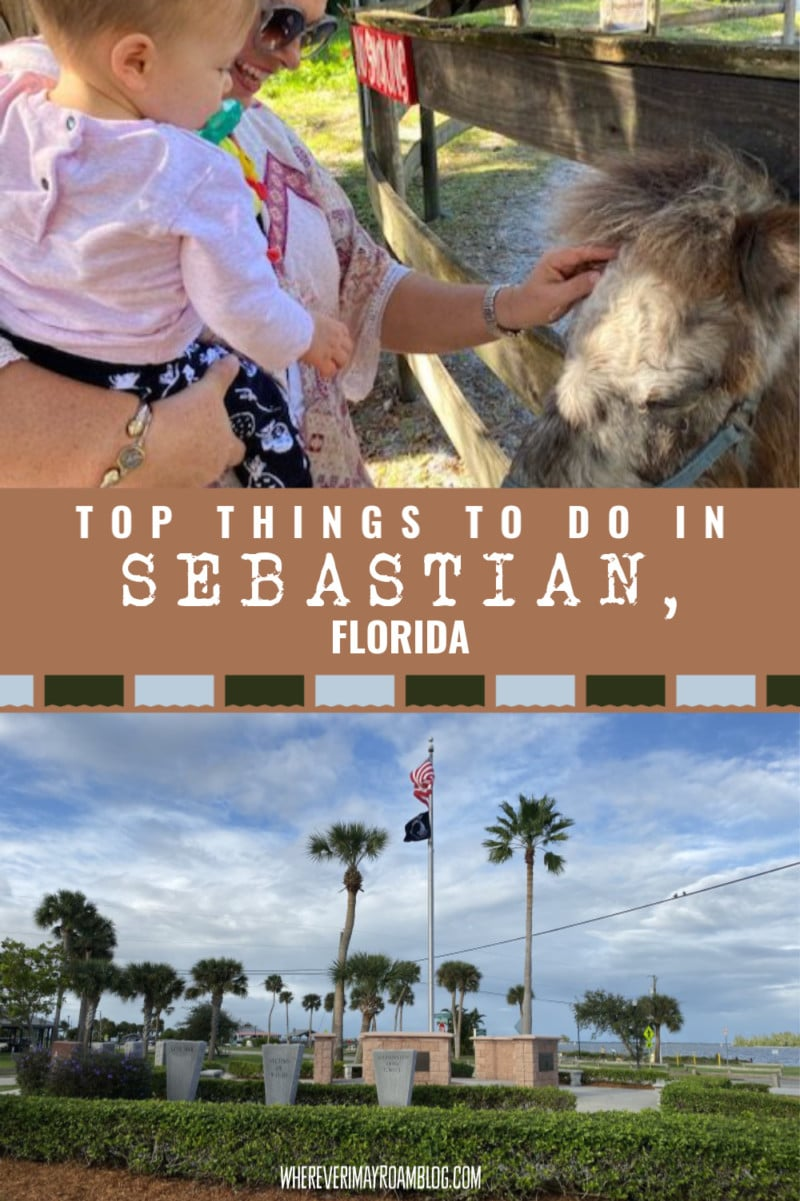 fun things to do in sebastian