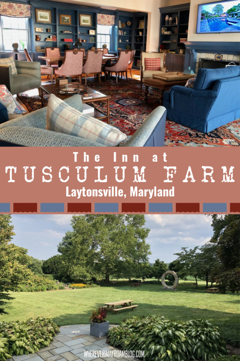 review of tusculum farm Maryland